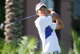 Cal's Kim named Pac-12 men's golfer of the month